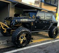 Its Time to Know the Great Features of Custom Jeep  Badass Car …