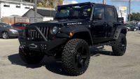 Lifted 2012 Jeep Wrangler Rubicon Winnipeg MB  Custom Truck …