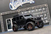 Alex Rodriguezs Custom Jeep Wrangler by West Coast Customs