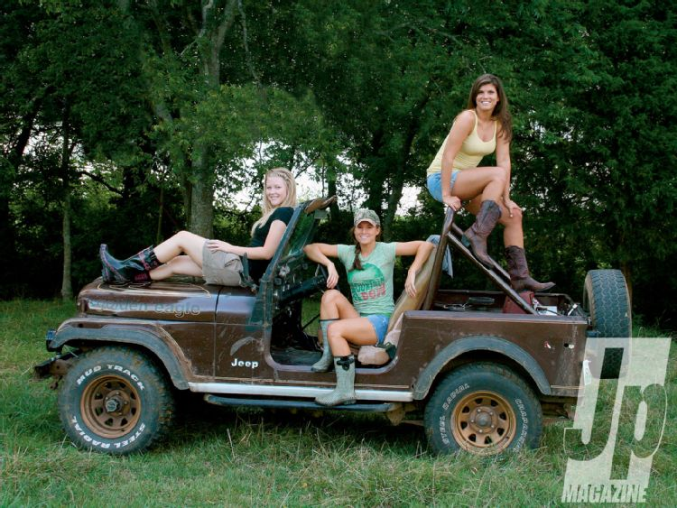 How hot chicks look in jeeps – Page 2 – Jeep Wrangler Forum