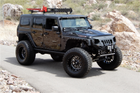2018 CUSTOM JEEP WRANGLER UNLIMITED