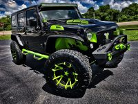 2018 Jeep Wrangler JK Unlimited RUBICON CUSTOM LIFTED 37 NITTOs …