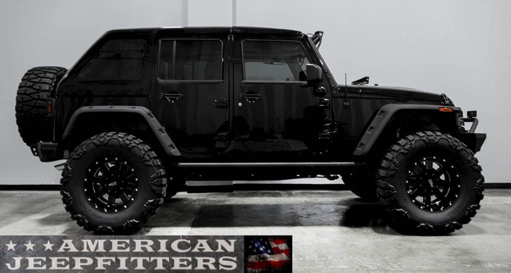 Jeep Wrangler Rubicon All Black  harrisoncreamery.com