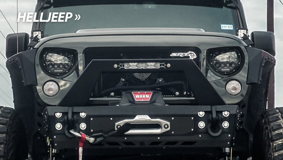 Custom Built Jeeps  CBJeep
