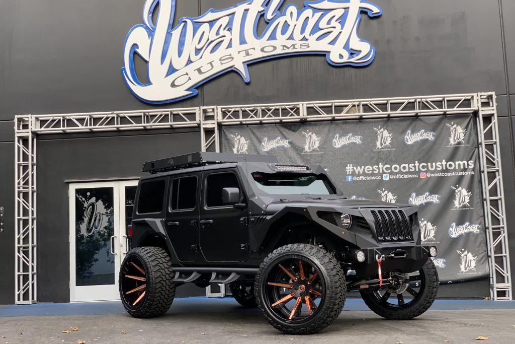 Custom Jeep Wrangler  Images Mods Photos Upgrades  CARiD.com …
