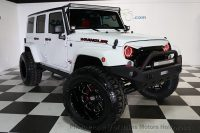 2017 Used Jeep Wrangler Unlimited CUSTOM JEEP at Haims Motors …