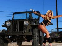 We Tumblforya Hot Girls and Jeeps  Complex