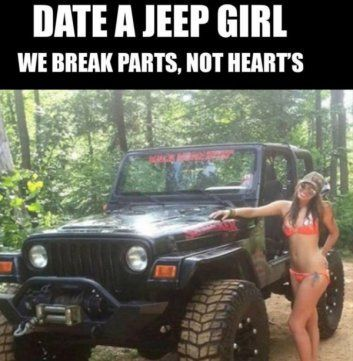 z99a jeep girl add 600 9 Dirty hot Jeep chicks are back 58 Photos …