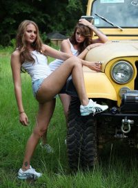 Dirty Jeep girls are the best gals 121 Photos  hot wheels …