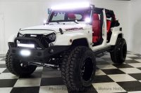 2017 Used Jeep Wrangler Unlimited CUSTOM JEEP at Haims …