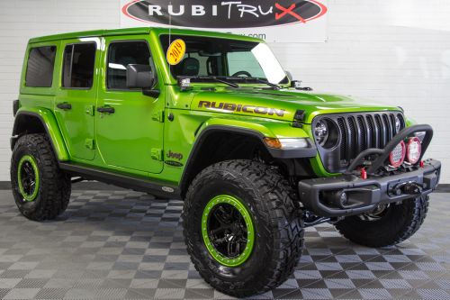 Custom Jeeps for Sale at RubiTrux  Jeep Wrangler Conversions