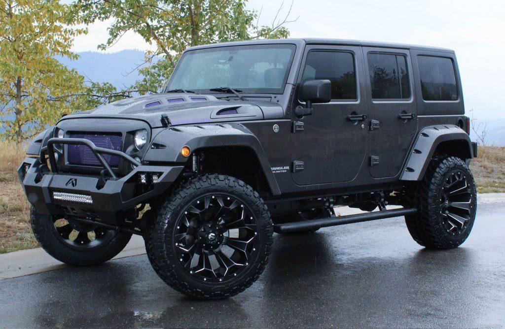 Best Custom Jeeps  Jeeps  Jeep Jeep srt8 Jeep wrangler grill