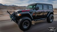 Custom 707 HP Jeep Wrangler Hellfire Edition Built by Dennis …