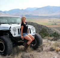 ' Best Jeep girl images  Rolling carts Autos Jeep jeep
