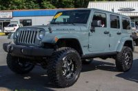 Custom Jeep Wrangler Rubicon Unlimited for Sale Anvil  Jeep …