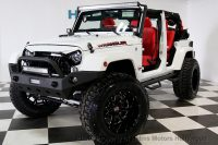2017 Used Jeep Wrangler Unlimited CUSTOM JEEP at Haims Motors R …