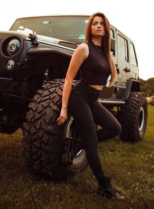 Women Just Love Jeeps jeepGirls jeepLadies jeepChick JeepLife …