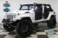 2018 Jeep Wrangler JK Unlimited Custom Jeeps SUV for Sale …
