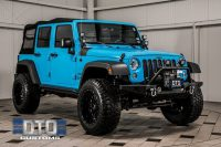 2017 Used Jeep Wrangler Unlimited Custom Sport 4×4 at DTO Customs …