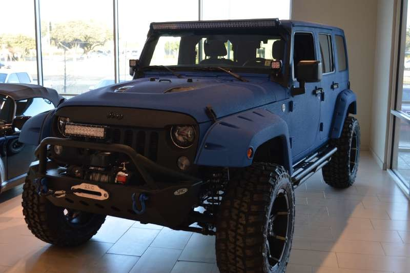 2015 Jeep Wrangler Unlimited 24S Earth Custom  Custom Jeeps …