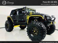 CC4584  2012 Jeep Wrangler Unlimited Sahara Fully Custom  For …