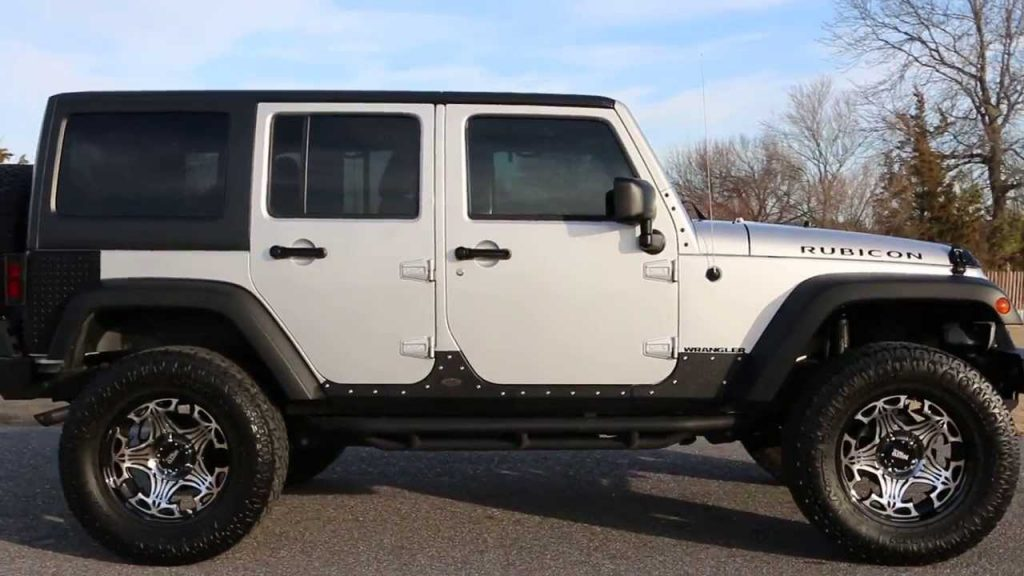 2011 Jeep Wrangler Rubicon Unlimited For SaleLiftedCustom Rims …
