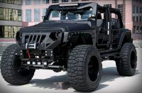 ARM AUTO CUSTOM  U.S.A.  JEEP WRANGLER RUBICON  …
