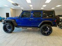 2019 CUSTOM JEEP WRANGLER UNLIMITED SPORT for sale in Raleigh
