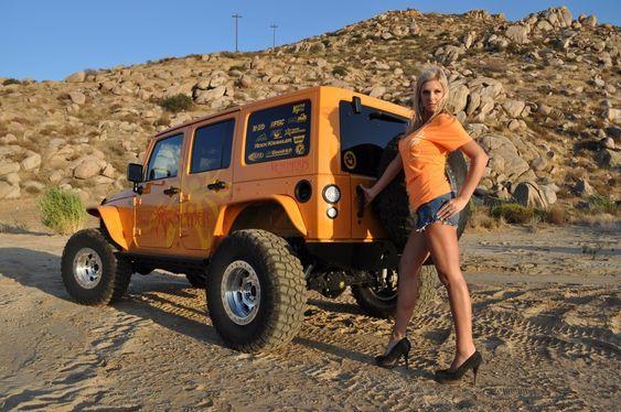 Hot Jeep Girls  bad jeeps  Jeep Jeep wrangler Jeep wrangler jk
