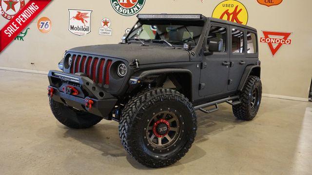 Custom Jeeps in Carrollton TX  Texas Vehicle Exchange