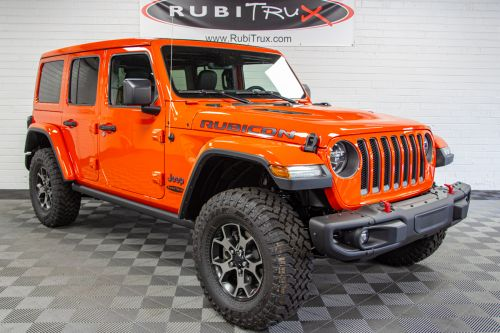 Custom Jeep Wranglers and Gladiators for Sale at RubiTrux  Jeep …