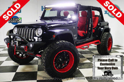 Used Jeep Wrangler Unlimited For SaleJeep Wrangler Unlimited