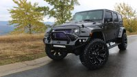 Custom Jeep Wranglers