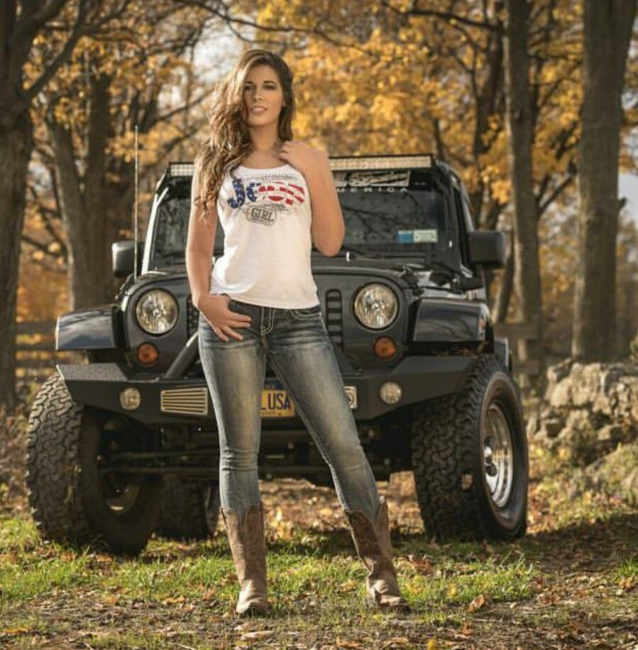 Untitled briguyflorida Sexy hot Jeep girl Shelbie Jeep Girls …