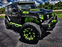 2018 Jeep Wrangler Rubicon Custom Lifted 37 Nittos Leather DV8 …