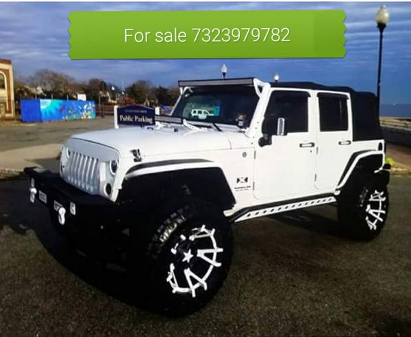 Jeep unlimited wrangler custom for Sale in Guilderland NY – OfferUp