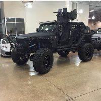 mulpix Custom Jeep Wrangler  Follow starwoodMotors …