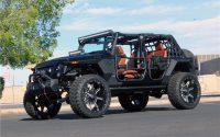 This Custom Jeep Wrangler Is Based on Terminator Movies – InsideHook