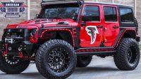 2017 Jeep Wrangler Heavy Custom By American Custom Jeep – YouTube