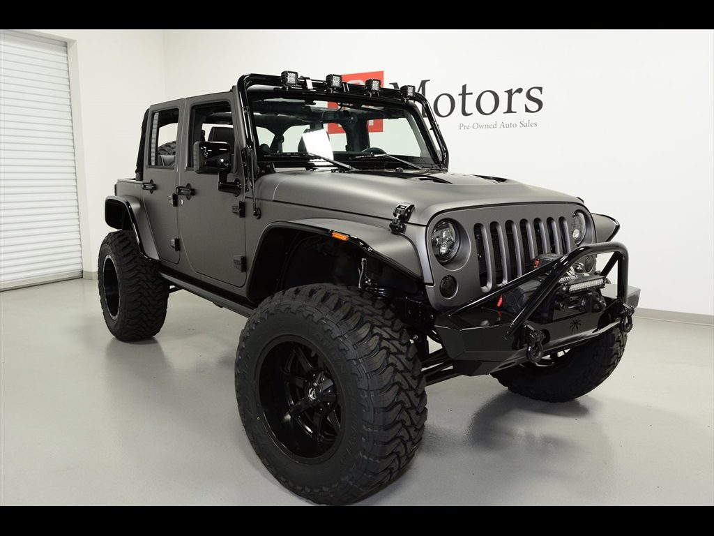 2014 Jeep Wrangler Unlimited Sport Supercharged for sale in Tempe …