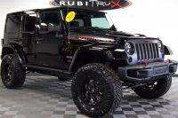 2018 Jeep Wrangler Rubicon Recon Unlimited Black