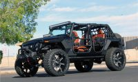 2018 Jeep Wrangler Terminator Custom  Cool Material