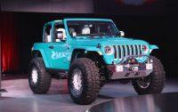 Wrangler Wednesday Celebrities show off their customized Jeep …