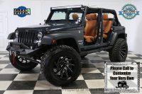 2017 Used Jeep Wrangler Unlimited Custom Jeeps at Haims Motors …