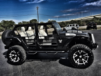 2017 Jeep Wrangler Unlimited CUSTOM LIFTED FAB FOUR OCD LEATHER …