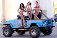 JEEPS AND GIRLS
