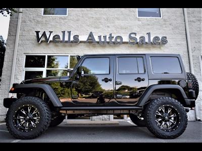 Custom Jeep Wrangler Wells Auto Sales  2017 Custom Jeep Wrangler …