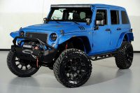 Starwood Custom blue jeep wrangler  Jeep life  Blue jeep …