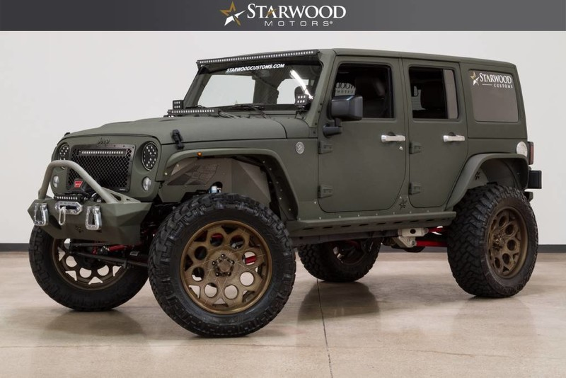 Starwood Motors 2016 Jeep Wrangler Unlimited Rubicon Starwood …