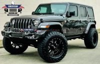 Introducing our new 2018 Jeep Wrangler JL 4 Lift 37 Tires …